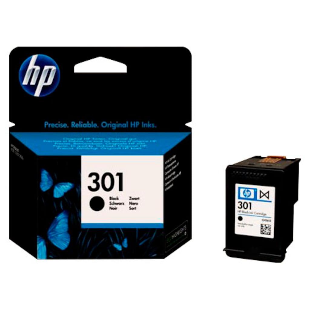 HP Tintenpatrone »hp NR.301, original, CH561EE, SCHWARZ«