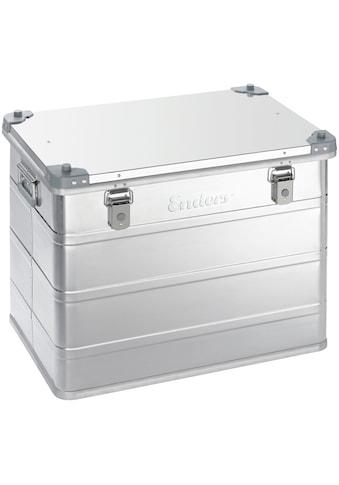 Enders Aufbewahrungsbox »Vancouver S«, Aluminium, BxTxH: 66x44,5x51 cm, 123 Liter kaufen