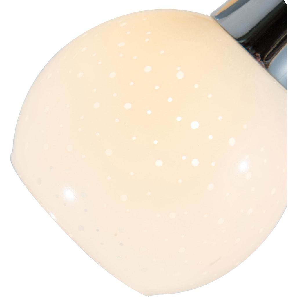 Nino Leuchten LED Wandstrahler »DOXY«, E14, Warmweiß