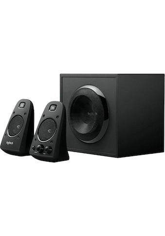 Logitech Lautsprechersystem »Z623« kaufen