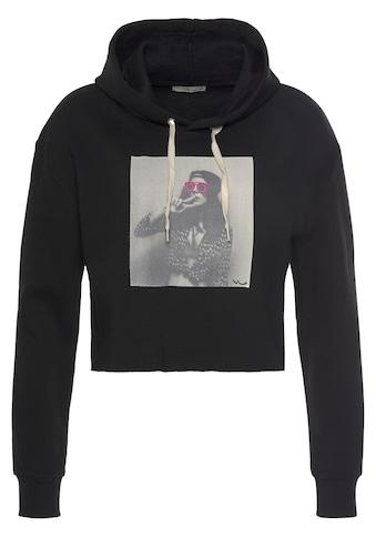 LTB Sweatshirt »YISODA«, mit coolem Fotoprint auf der Brust kaufen