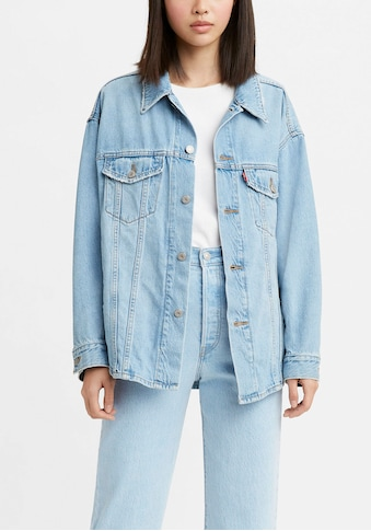 Levi's® Jeansjacke »SHACKET TRUCKER«, aus Jeans kaufen