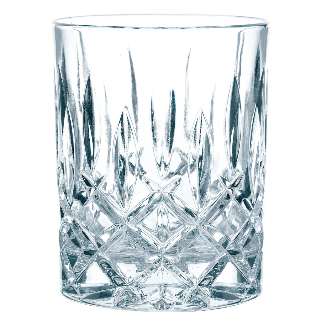 Nachtmann Whiskyglas »Noblesse«, (Set, 4 tlg.), edler Schliff