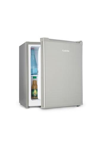 Klarstein Mini-Kühlschrank mit Gefrierfach 46 Liter 41dB grau kaufen