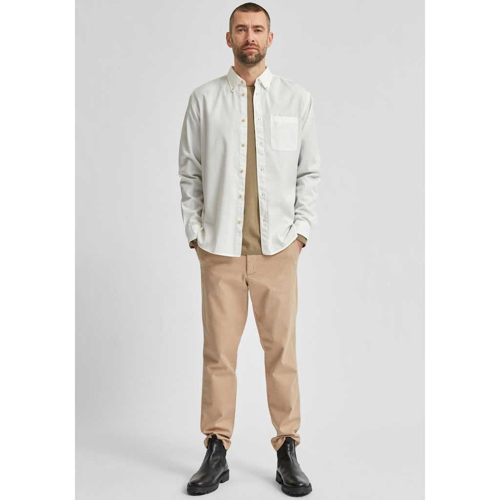SELECTED HOMME Langarmhemd »SOFT SHIRT«