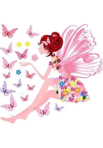 Wandtattoo »Petunia Wunderpracht« kaufen