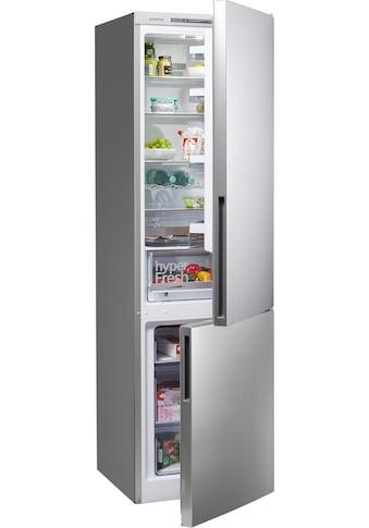 SIEMENS Kühl - /Gefrierkombination, 201 cm hoch, 60 cm breit kaufen