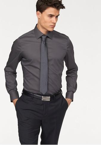 Bruno Banani Businesshemd »Slim-fit«, Formbeständig durch Elastananteil kaufen