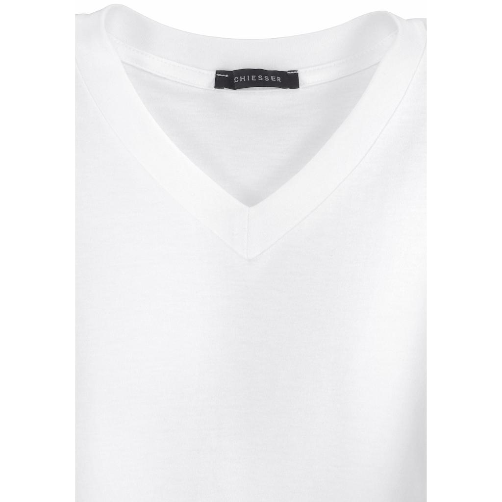 Schiesser V-Shirt, Basic zum Unterziehen