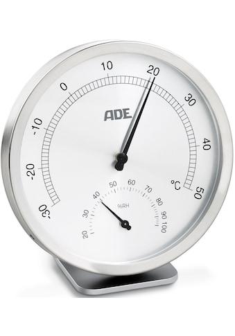 ADE »WS1813« Innenwetterstation kaufen
