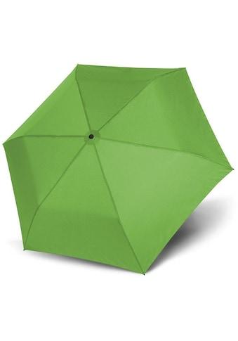 doppler® Taschenregenschirm »Zero Magic, uni peppy lime« kaufen
