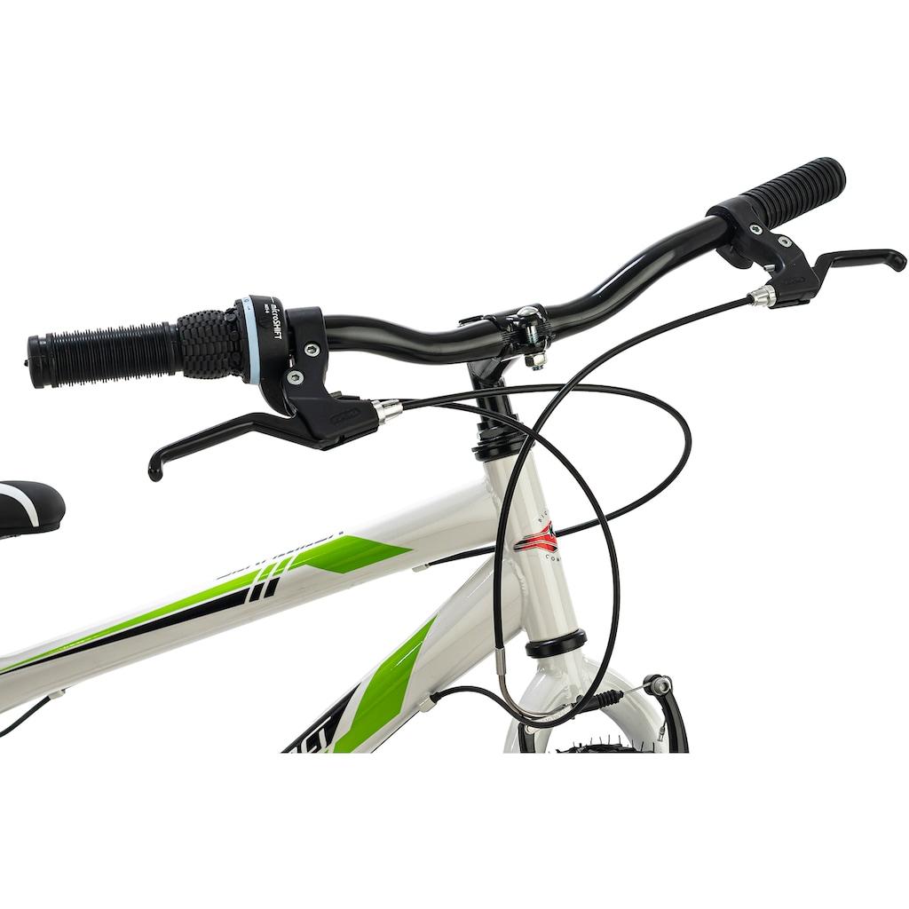 KS Cycling Kinderfahrrad »Scrawler«, 6 Gang, Shimano, Tourney Schaltwerk, Kettenschaltung