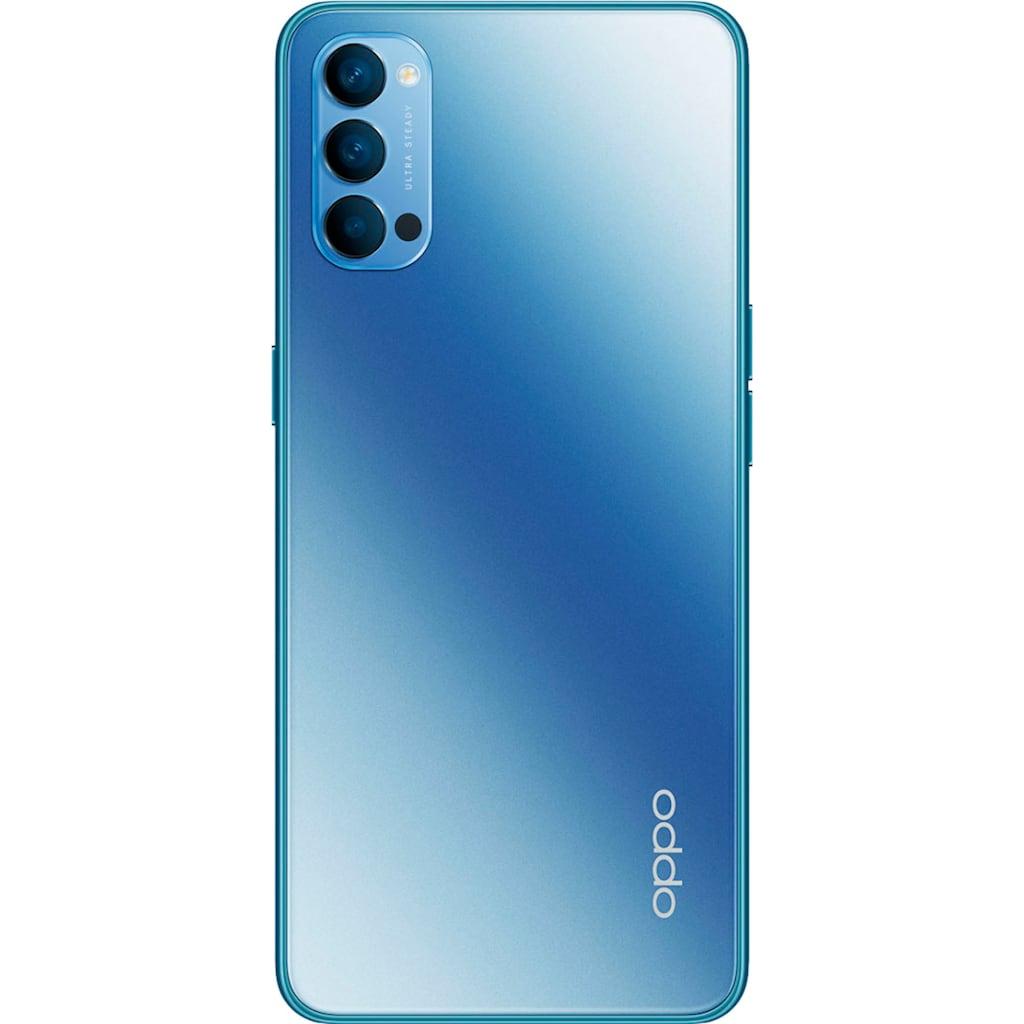 "Oppo Smartphone »Reno4 5G«, (16,26 cm/6,4 "", 128 GB Speicherplatz, 48 MP Kamera)"
