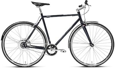 Cooper E - Bike »Cooper E«, 1 Gang Heckmotor 250 W (mit Akku - Ladegerät mit Beleuchtungsset) kaufen