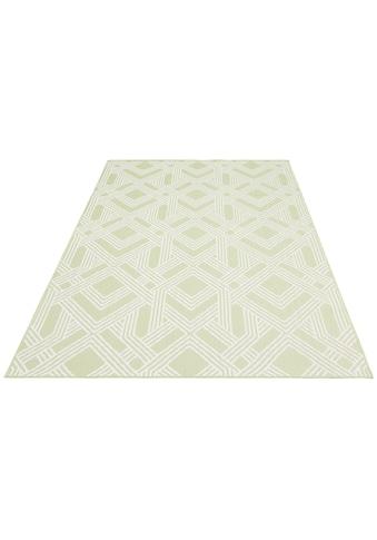 OTTO products Teppich »Gretton«, rechteckig, 5 mm Höhe, In-undOutdoor geeignet,... kaufen