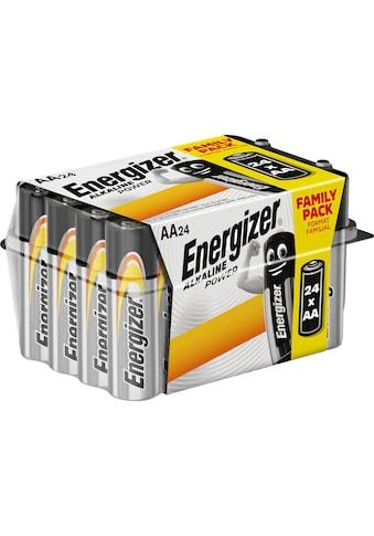 Energizer »Alkaline Power AA 24er Box« Batterie (24 Stück) kaufen
