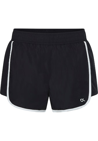 Calvin Klein Performance Sporthose »WO - Short W/ Liner«, mit kontrastfarbener Paspel kaufen