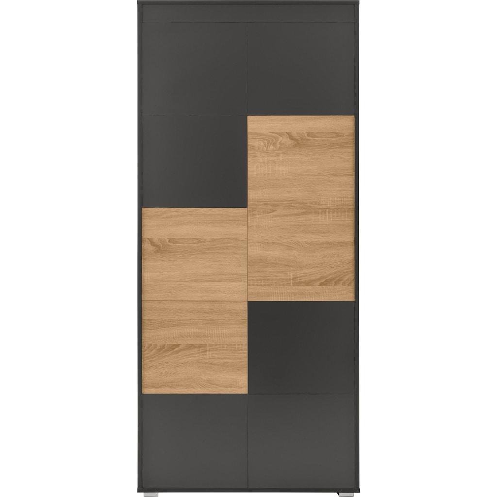 "Places of Style Aktenschrank »Ergil«, Aktenschrank ""Ergil"", 10 Türen mit Push-to-open-Funktion"