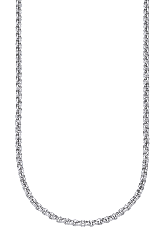 Firetti Edelstahlkette »in Erbskettengliederung, 2, 4 mm breit« | Schmuck > Halsketten > Edelstahlketten | FIRETTI