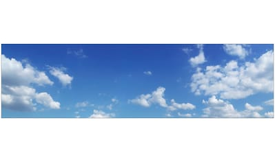 Küchenrückwand  -  Spritzschutz »profix«, Himmel, 220x60 cm kaufen