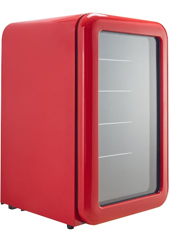 Hanseatic Getränkekühlschrank »HBC115FRRH red« kaufen