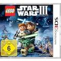 Lucas Arts Spiel »LEGO Star Wars III: The Clone Wars«, Nintendo 3DS, Software Pyramide