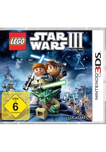 LEGO Star Wars III: The Clone Wars Nintendo 3DS kaufen