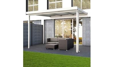 GUTTA Terrassendach »Premium«, BxT: 309x306 cm, Dach Acryl klar kaufen