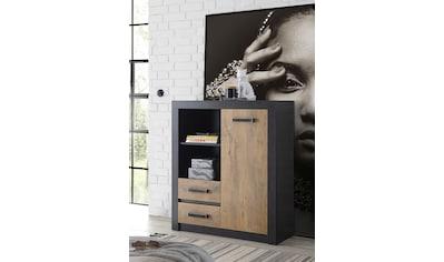 my home Kommode »Bruegge«, mit einer dekorativen Rahmenoptik kaufen