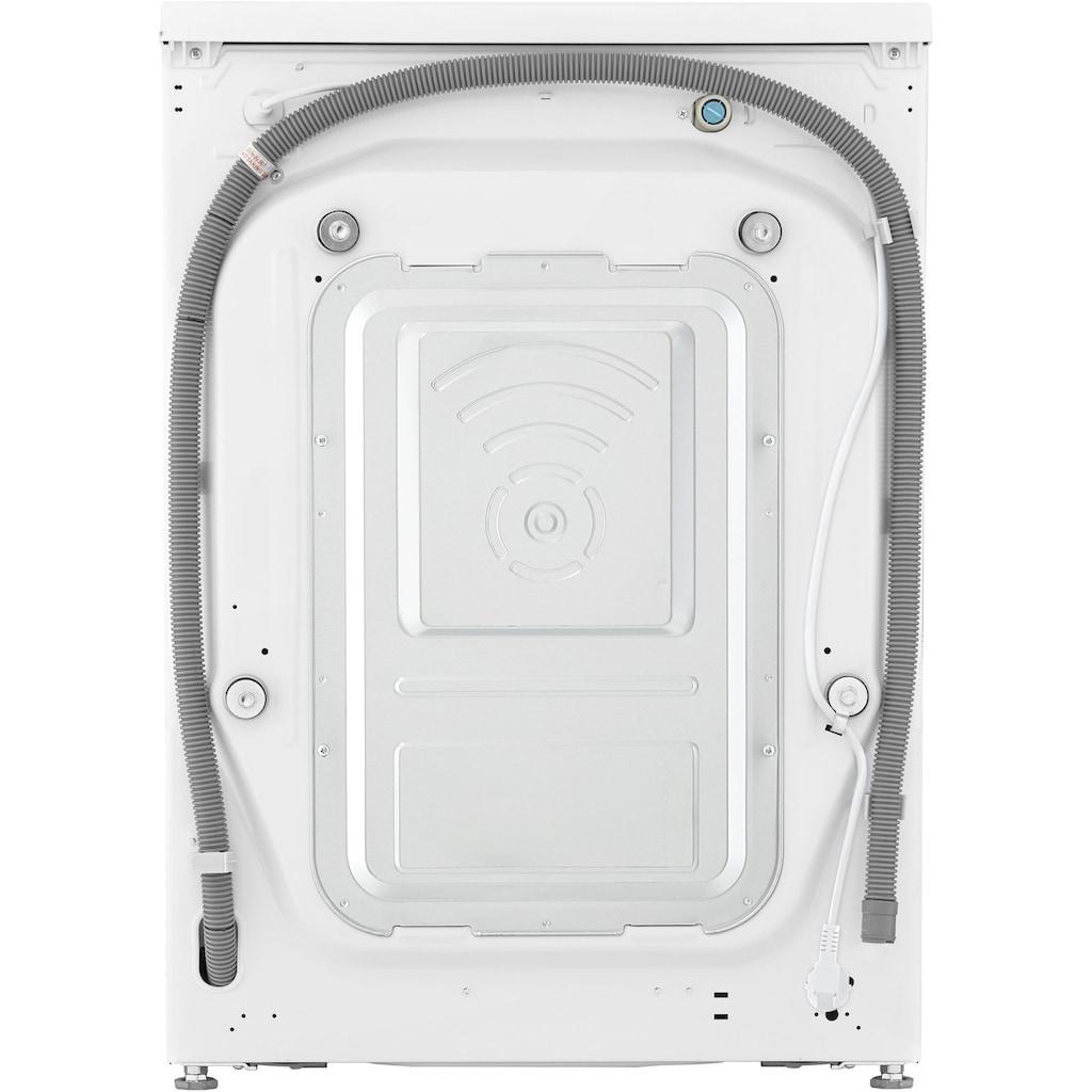 LG Waschmaschine »F4WV512P0«, F4WV512P0, 12 kg, 1400 U/min