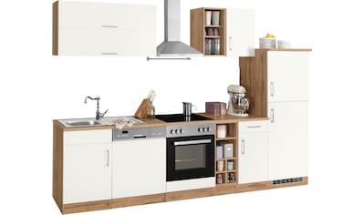HELD MÖBEL Küchenzeile »Colmar«, mit E-Geräten, Breite 300 cm kaufen