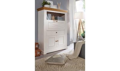 Premium collection by Home affaire Sekretär »Marissa«, Aus Massivholz kaufen