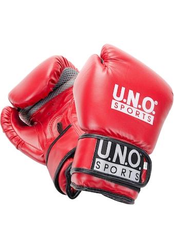 U.N.O. SPORTS Boxhandschuhe »Fun«, für leichtes Heimtraining kaufen