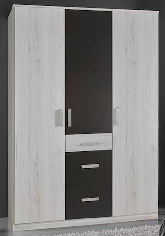 Kleiderschrank »Bergamo«, 3-türig kaufen