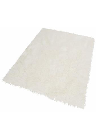 Fellteppich, »Pireo«, KiNZLER, rechteckig, Höhe 70 mm, maschinell gewebt kaufen
