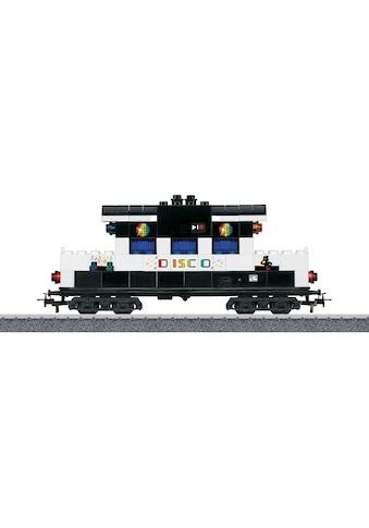 Märklin Güterwagen »Märklin Start up - Bausteinwagen mit Sound und Lichtbausteinen- 44738« kaufen