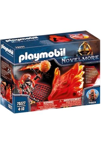 Playmobil® Konstruktions-Spielset »Burnham Raiders Feuergeist und die Hüterin des... kaufen
