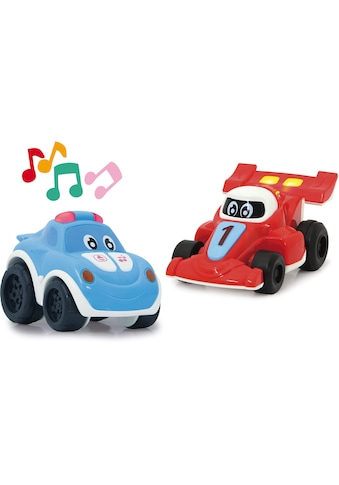 "Jamara Spielzeug - Auto ""My little Racer, rot/blau"" (Set, 2 - tlg.) kaufen"