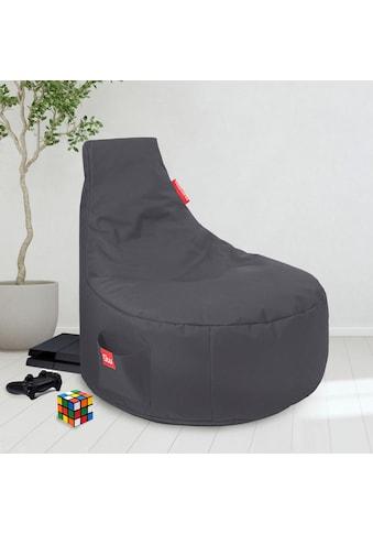 Sitzsack »Gaming Sitzsack«, große seitliche Tasche kaufen