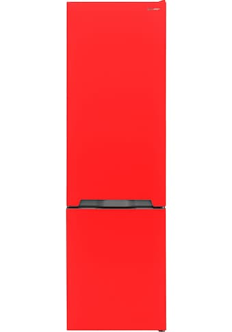Sharp Kühl-/Gefrierkombination »SJ-BA05IMX« kaufen