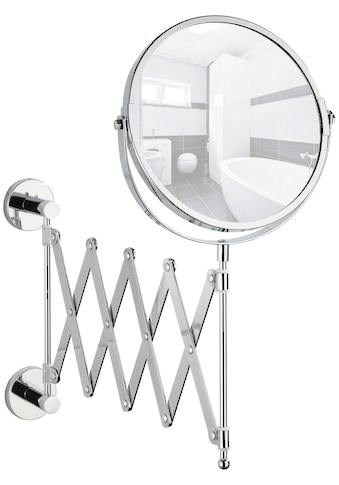 WENKO Kosmetikspiegel »Elegance«, Teleskop, Power-Loc - Befestigen ohne bohren kaufen