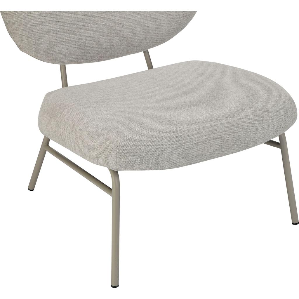 andas Polsterstuhl »Arna«, Design by Morten Georgsen, Gestellfarbe passend zum Cord oder Strukturbezug