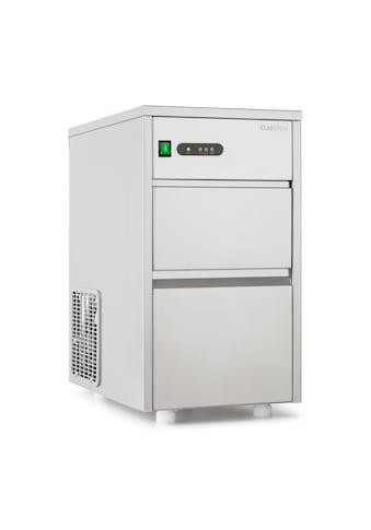 Klarstein Eiswürfelmaschine Industrie 145 W 20 kg / Tag Edelstahl kaufen