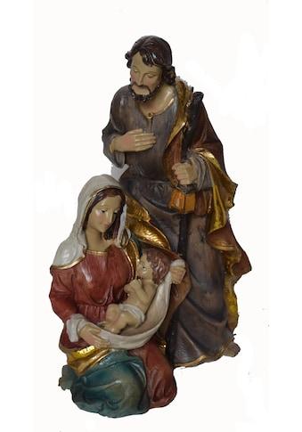 Alfred Kolbe Krippenfigur »Familienblock« kaufen