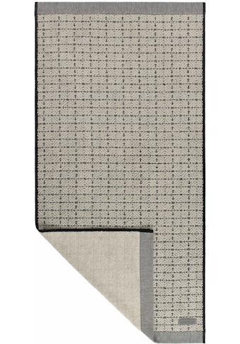 Möve Handtuch »Eden 3«, (1 St.), mit Quadratstruktur kaufen