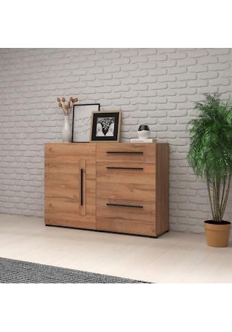 TRENDMANUFAKTUR Kommode »Tulsa«, Breite 120 cm kaufen