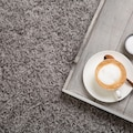 Obsession Hochflor-Teppich »My Funky 300«, rechteckig, 55 mm Höhe, Uni Hochflorteppich