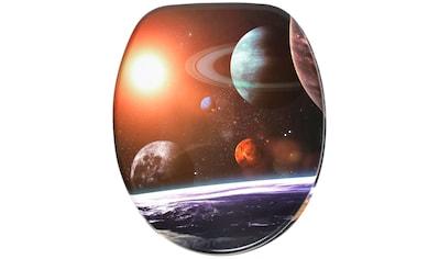 Sanilo WC-Sitz »Planeten«, mit Absenkautomatik kaufen