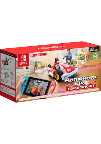 Nintendo Switch Spiel »Mario Kart Live: Home Circuit - Mario«, Nintendo Switch kaufen