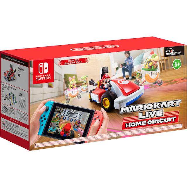 Nintendo Switch Spiel »Mario Kart Live: Home Circuit - Mario«, Nintendo Switch